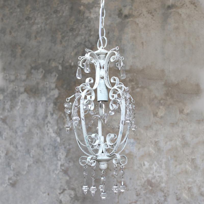 chic antique deckenlampe vintage kronleuchter dekocharme. Black Bedroom Furniture Sets. Home Design Ideas