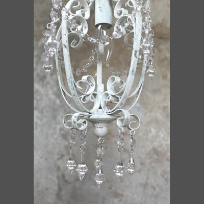 Schön Chic Antique Deckenlampe Vintage Kronleuchter Dekocharme