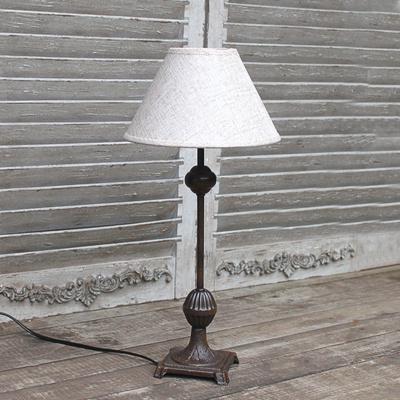 Tischlampen shabby dekocharme for Tischlampen vintage
